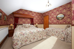 Family B&B Rooms Available